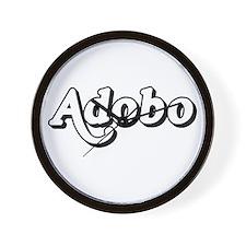 Adobo - Filipino tshirts Wall Clock