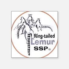 Lemur SSP logo Square Sticker