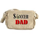 SOCCER DAD.png Messenger Bag