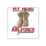 Air force grandson Square