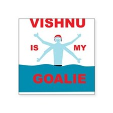 Vishnu Square Sticker