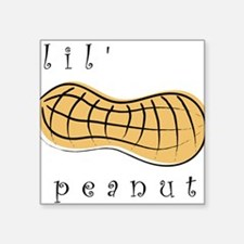 Lil' Peanut Creeper Square Sticker