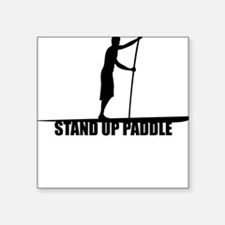 Paddleboarder MkII Square Sticker