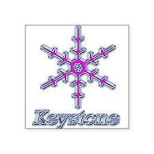 Keystone, Colorado Square Sticker