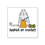 Crochet Stickers