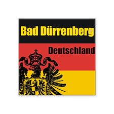 Bad Dürrenberg Square Sticker