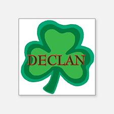 <b>New!</b> Declan Creeper Square Sticker