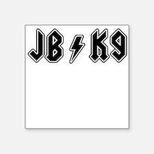 JB & KG Square Sticker