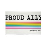 Gay allies Magnets
