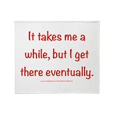 Eventually Throw Blanket