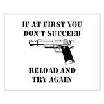 Reload Gun Black.png Small Poster