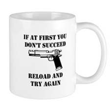 Reload Gun Black.png Mug