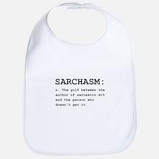 Sarchasm Definition Black.png Bib