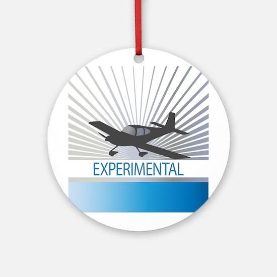 Experimental RV10 Ornament (Round)