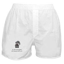 Squirrel Nut Black.png Boxer Shorts
