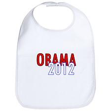 Unique Barrack obama 2012 Bib