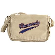 Chamonix Tackle Twill Messenger Bag