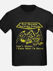 Zax Dragon Training T