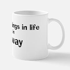 Redway: Best Things Mug