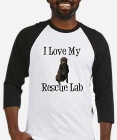 Rescue Lab Baseball Jersey
