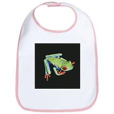 Tree Frog Bib