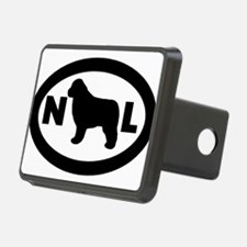 NL DOG Newfie Hitch Cover