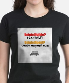 unintelligible T-Shirt