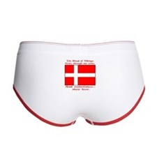 Danish Vikings and Beer Women's Boy Brief