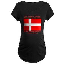 Danish Vikings and Beer T-Shirt