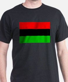 African American Flag 1 T-Shirt