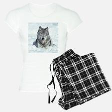 Wolf Pajamas