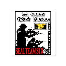 """""""Seal Team Six"""" Sticker 3"""" x 3&quot"""