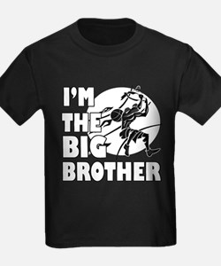I'm the big brother Basketball T