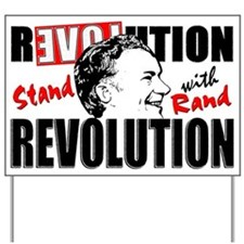 Stand With Rand! Yard Sign