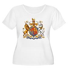 Royal Coat Of T-Shirt