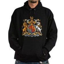 Royal Coat Of Arms Hoodie