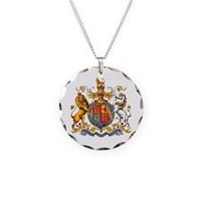 Royal Coat Of Arms Necklace