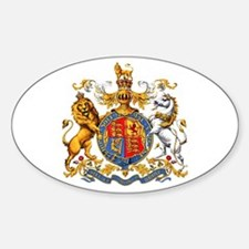 Royal Coat Of Arms Decal