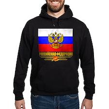 Russian Flag COA Hoody