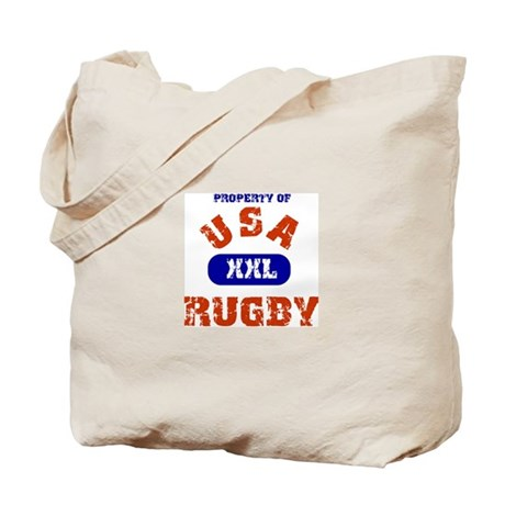 """""""USA Rugby"""" Tote Bag"""