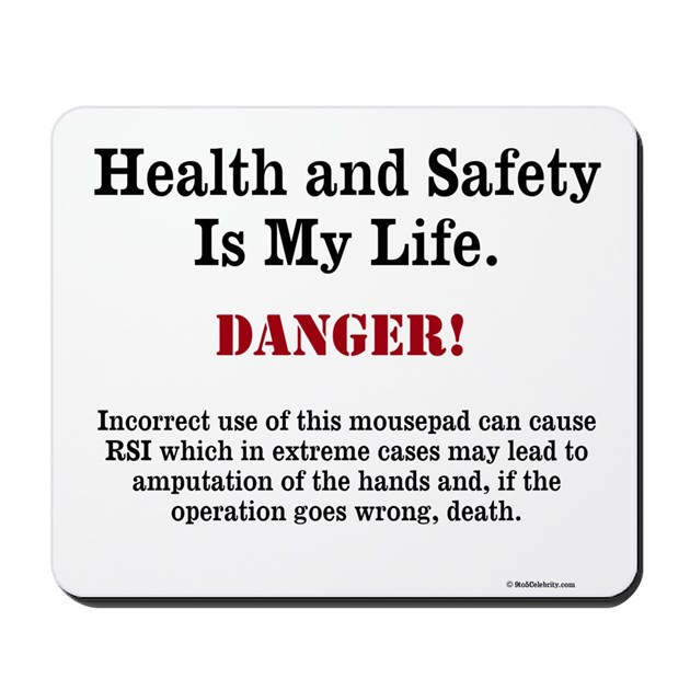 Funny Safety Slogans