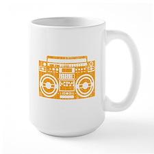 Old school boombox Mug