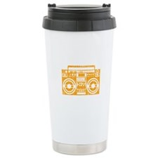 Old school boombox Travel Mug
