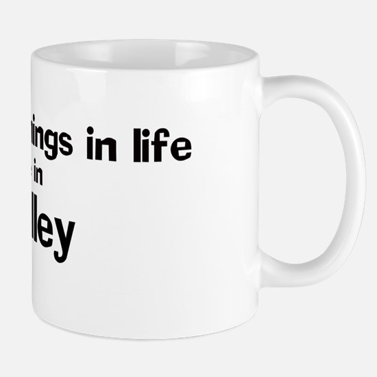 Pedley: Best Things Mug