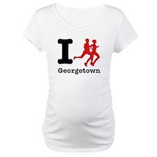 I Run Georgetown Shirt