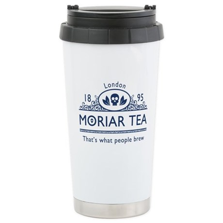 Moriartea New Version Stainless Steel Travel Mug