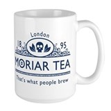 Moriar tea Large Mugs (15 oz)