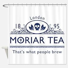 Moriartea New Version Shower Curtain