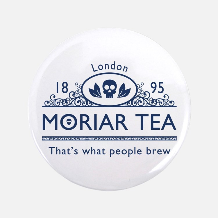 "Moriartea New Version 3.5"" Button (100 pack)"