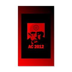 Aleister Crowley 2012 38.5 x 24.5 Wall Peel